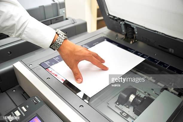 Utiliser un photocopieur