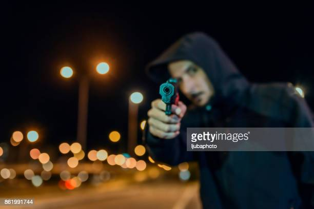 using deadly force - murder scene stock pictures, royalty-free photos & images