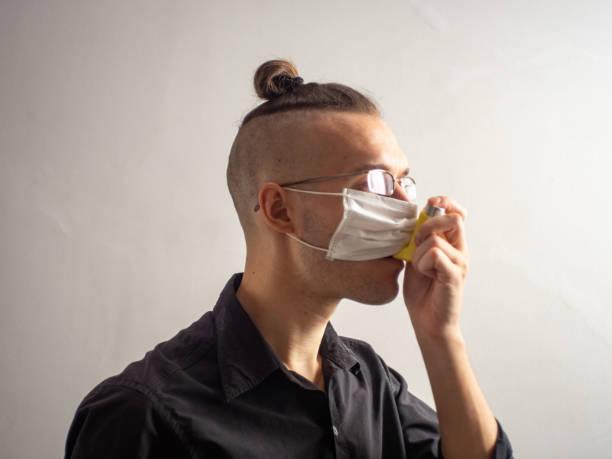 Using Salbutamol Inhalator for Asthma in Coronavirus Quarantine