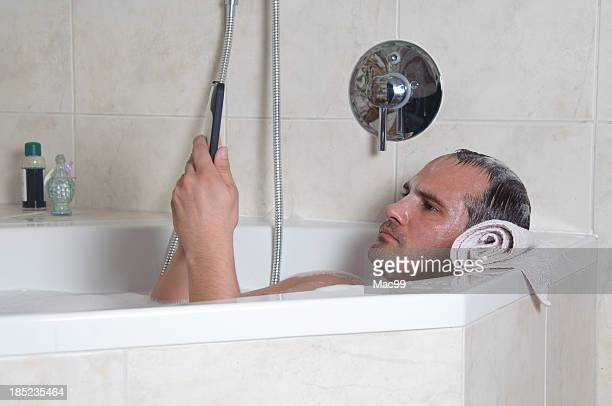 Using Tablet-PC in bathtub