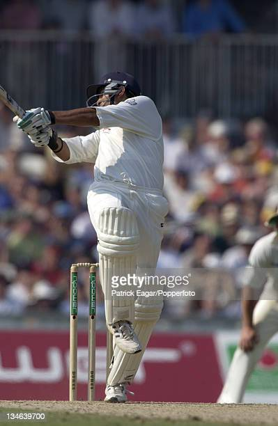 Usman Afzaal hooks fatally England v Australia 5th Test The Oval Aug 01