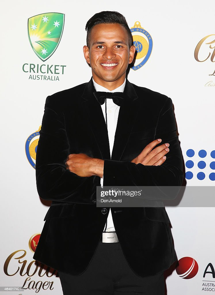 2014 Allan Border Medal : News Photo