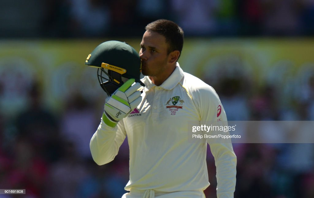 Australia v England - Fifth Test: Day 3 : News Photo