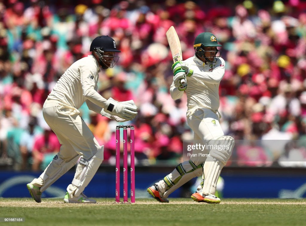 Australia v England - Fifth Test: Day 3 : News Photo