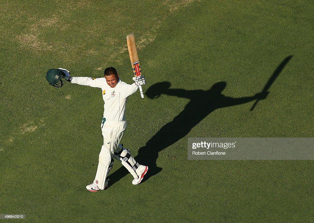 Australia v New Zealand - 2nd Test: Day 1