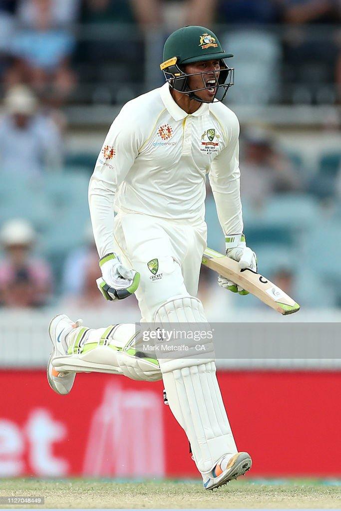 Australia v Sri Lanka - 2nd Test: Day 3 : News Photo