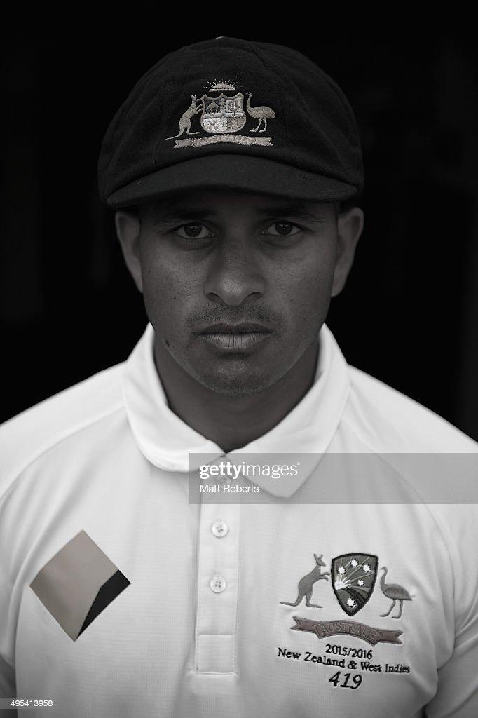Australia Test Cricket Portrait Session