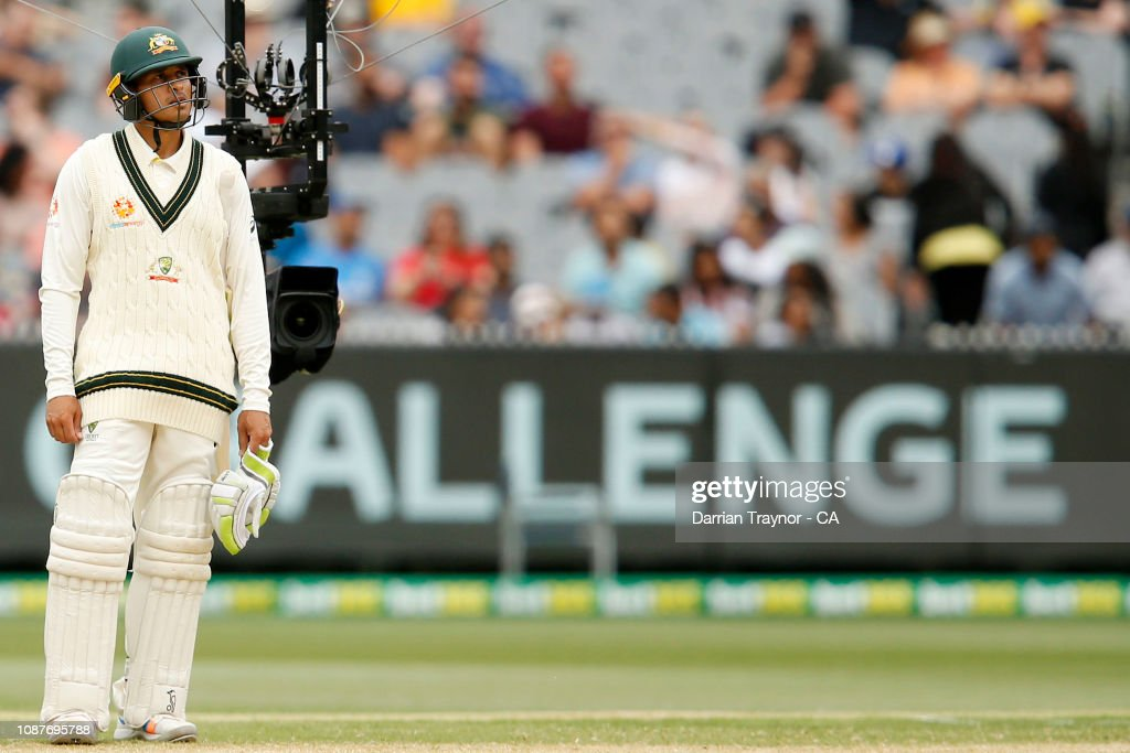 Australia v India - 3rd Test: Day 4 : News Photo