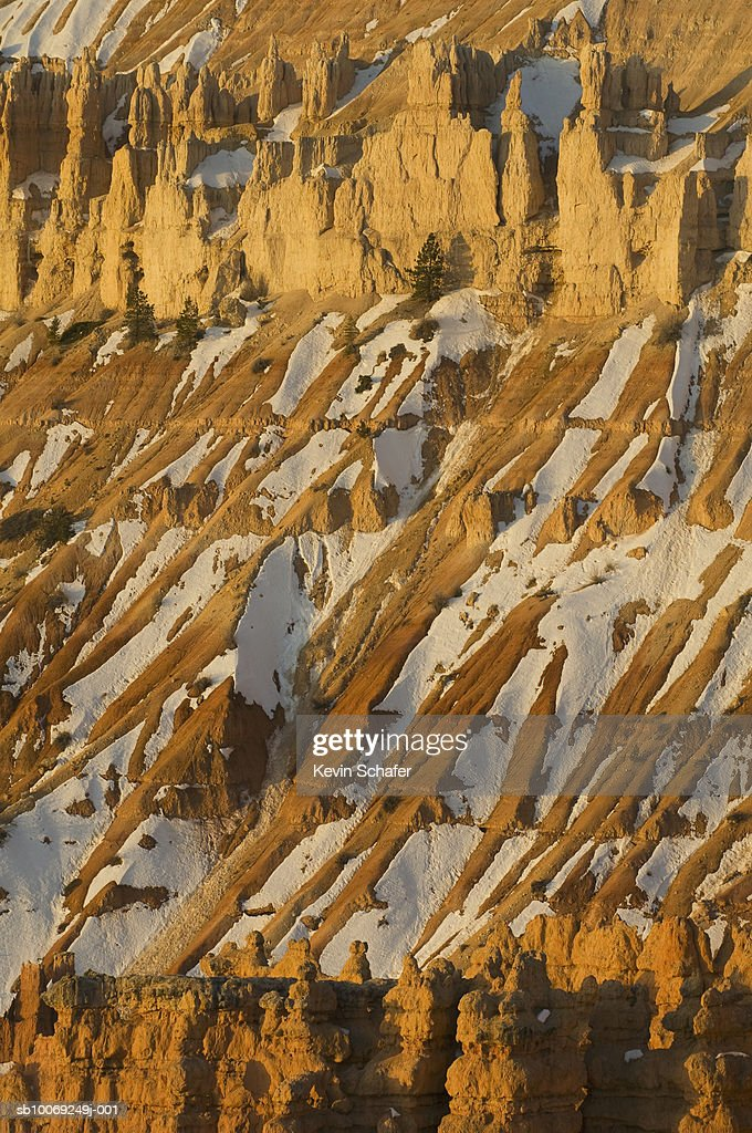 USA, Utah, Bryce Canyon National Park : Stockfoto