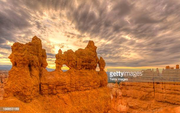 usa, utah, bryce canyon, rock formation - erosion stock pictures, royalty-free photos & images