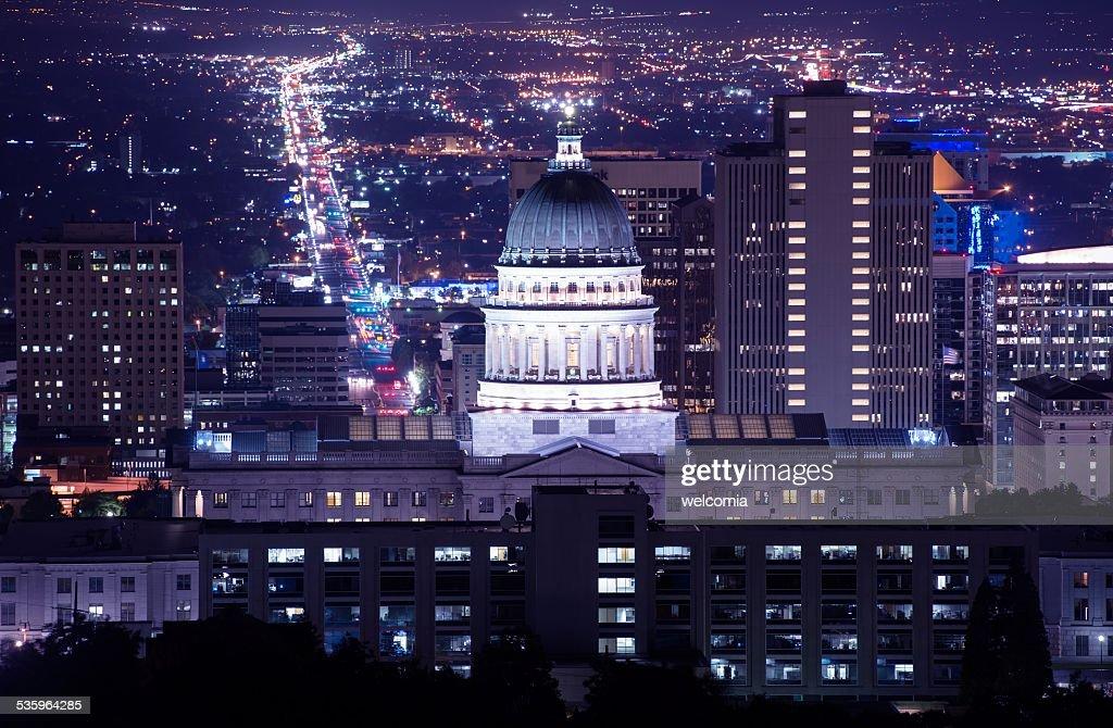 Utah Capitol Building : Stock Photo