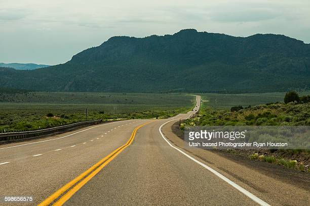 utah highway over bear valley - iron_county,_wisconsin stock pictures, royalty-free photos & images