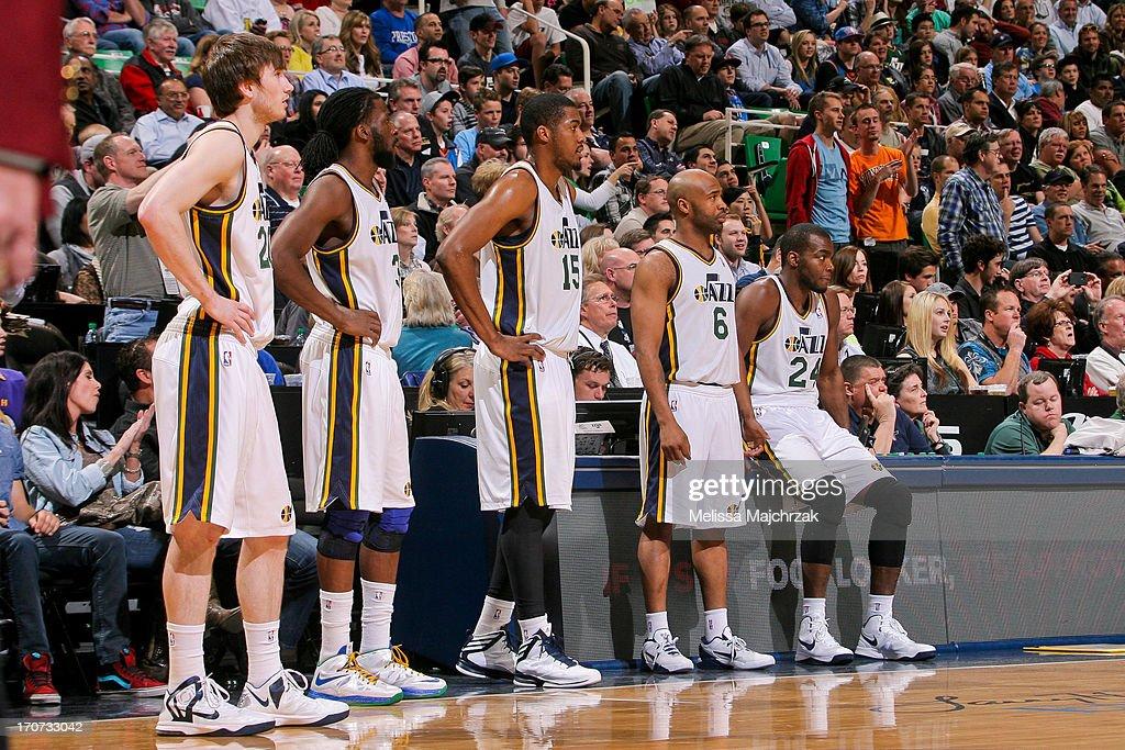 Oklahoma City Thunder v Utah Jazz Photos and Images | Getty Images