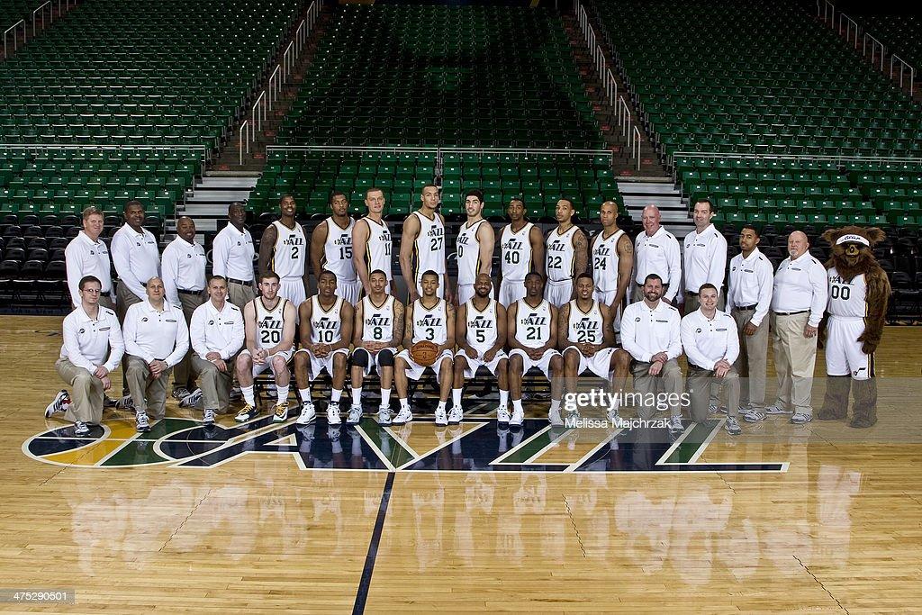 2013-14 NBA Team Photos