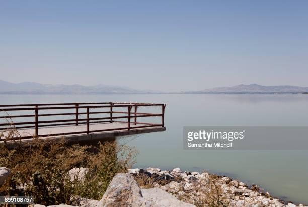 """utah lake, spanish fork, utah, usa"" - spanish fork utah stock pictures, royalty-free photos & images"