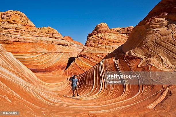 USA, Utah, North Coyote Buttes, Cliffs National Monument