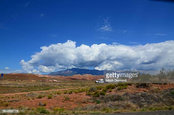 Utah red rock landscape