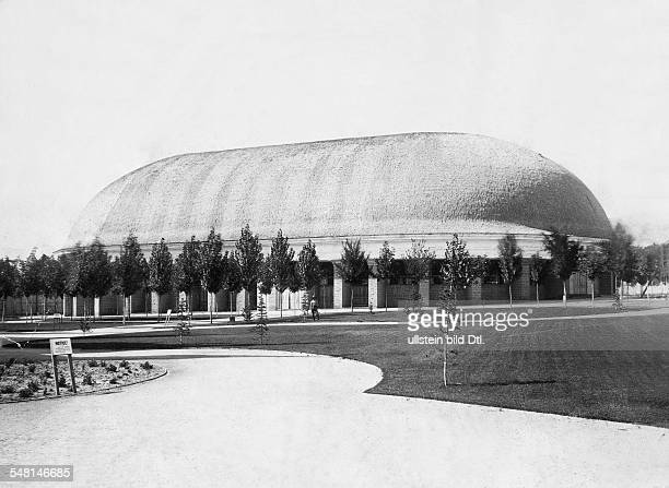 USA Utah Salt Lake Tabernacle in Salt Lake City published by 'Weltecho' 2/1920 1920 Photographer Claude Jacoby Vintage property of ullstein bild