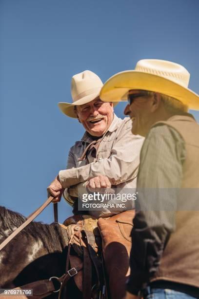 Utah senior cowboys