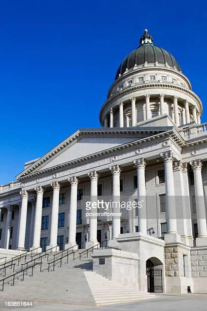 Le Utah State Capitol