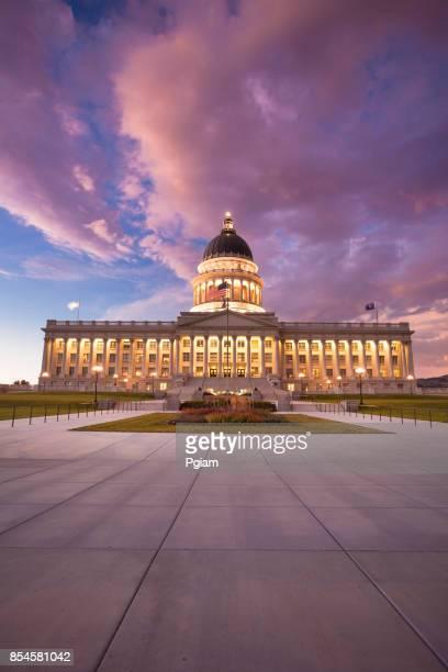 Utah State Capitol Salt Lake City USA