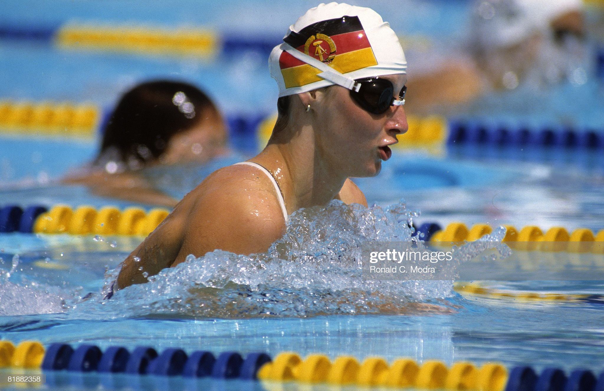 1982 World Swimming Championships : Fotografía de noticias
