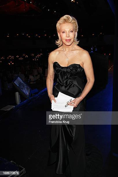 Ute Ohoven In The UNESCO Charity Gala at the Maritim Hotel in Dusseldorf