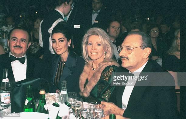 UteHenriette Ohoven Schirmherr Seine Königliche Hoheit Al Saud Prinz Talal Bin Abdul Aziz Adnan Kashoggi Ehefrau Soraya Kashoggi 'Unesco'Gala 'Kinder...