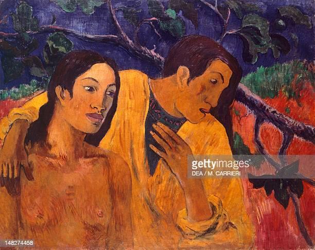 Utek by Paul Gauguin Prague Národní Galeri V Praze