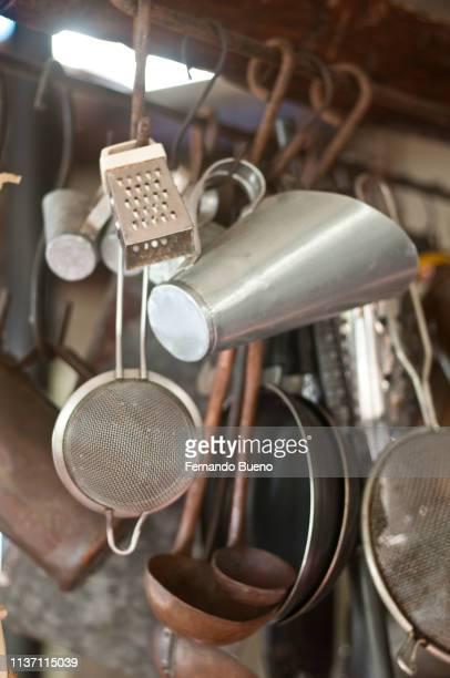 utensilios de cozinha - cozinha stock photos and pictures