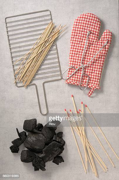utensils for barbecue