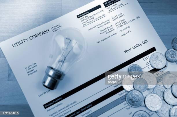 utility bill series