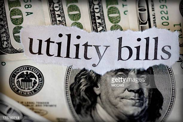 utility bills