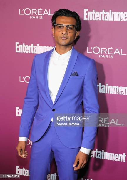 Utkarsh Ambudkar attends the 2017 Entertainment Weekly PreEmmy Party at Sunset Tower on September 15 2017 in West Hollywood California