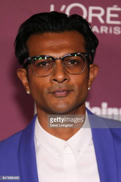 Utkarsh Ambudkar attends the Entertainment Weekly's 2017 PreEmmy Party at the Sunset Tower Hotel on September 15 2017 in West Hollywood California