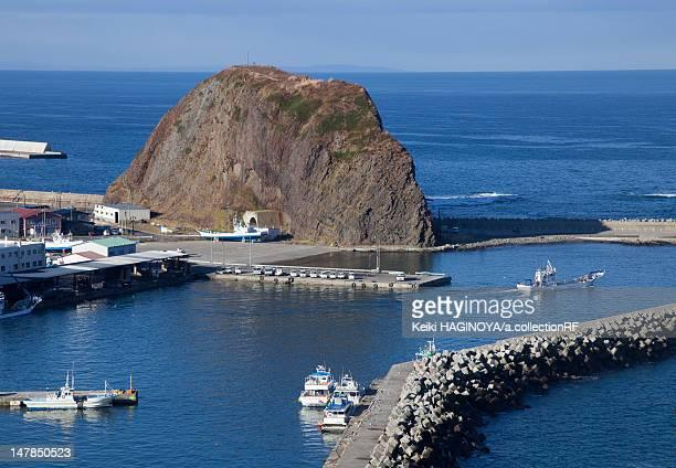 Utoro Harbor