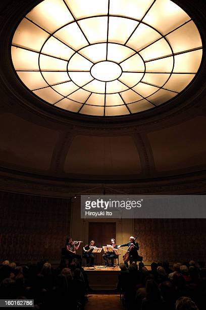 String Quartet Stock Photos and Pictures |