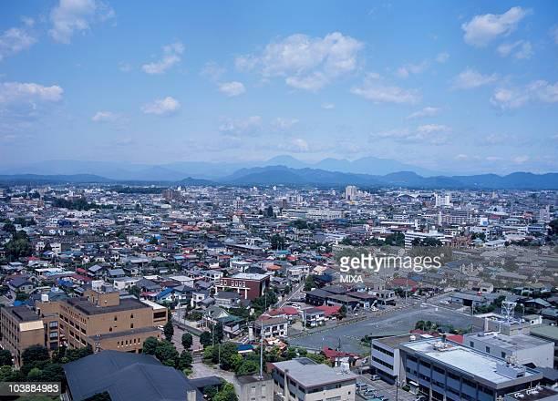 utsunomiya city, tochigi, japan - 宇都宮市 ストックフォトと画像