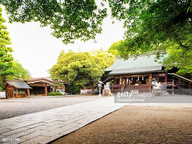 utsunomiya futarasan shrine in japan tochigi prefecture - 宇都宮市 ストックフォトと画像