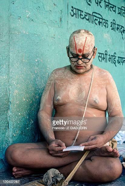 Uttar Pradesh In India A Brahmin Mathura