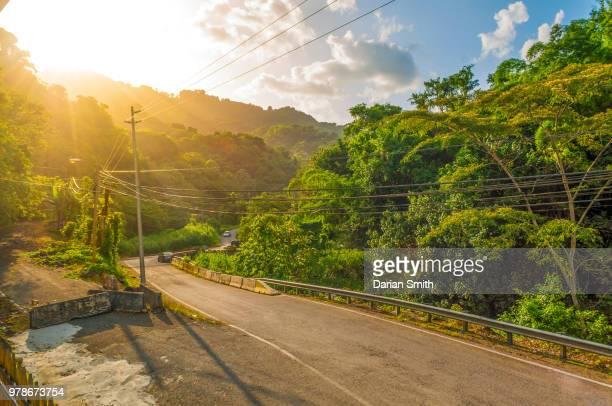 utuado,puerto rico - paisajes de puerto rico fotografías e imágenes de stock