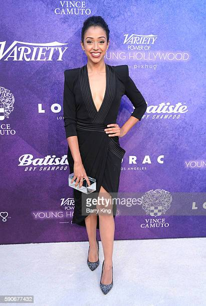 Utube Personality Liza Koshy attends Variety's Power of Young Hollywood event presented by Pixhug with Platinum Sponsor Vince Camuto at NeueHouse...