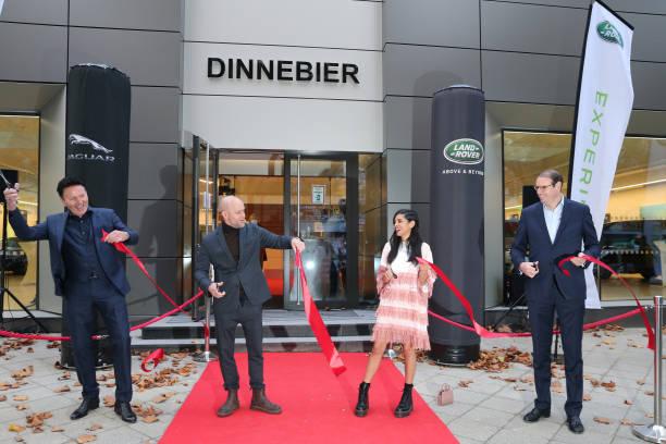 DEU: Reopening Of The Jaguar Land Rover Flagship Store At Ku'damm