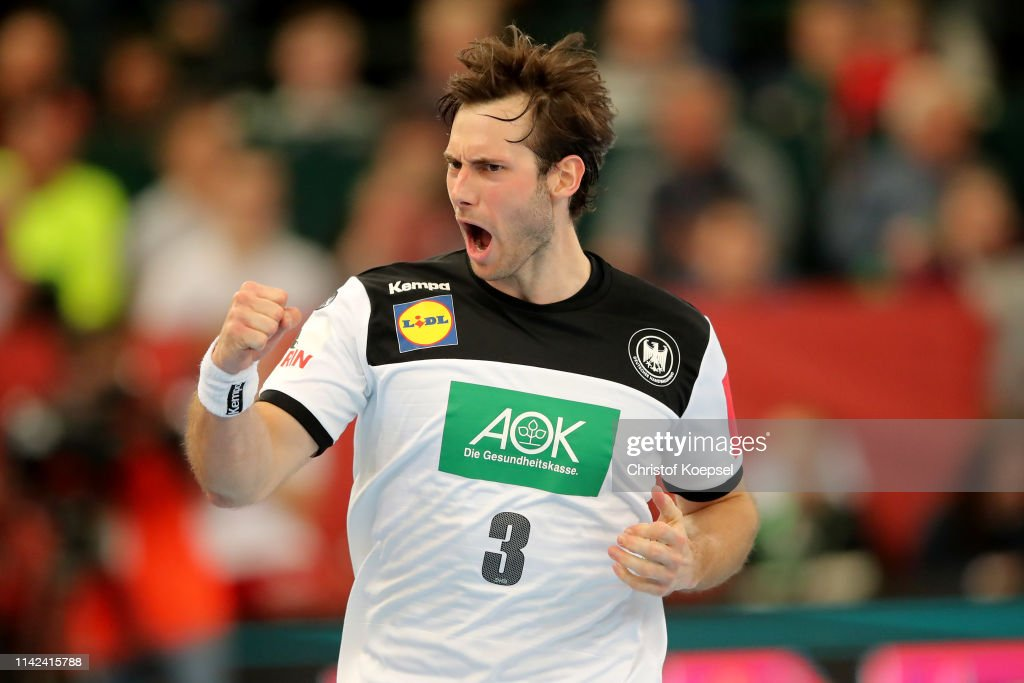 Germany v Poland - 2020 EHF European Championship Qualifier : News Photo