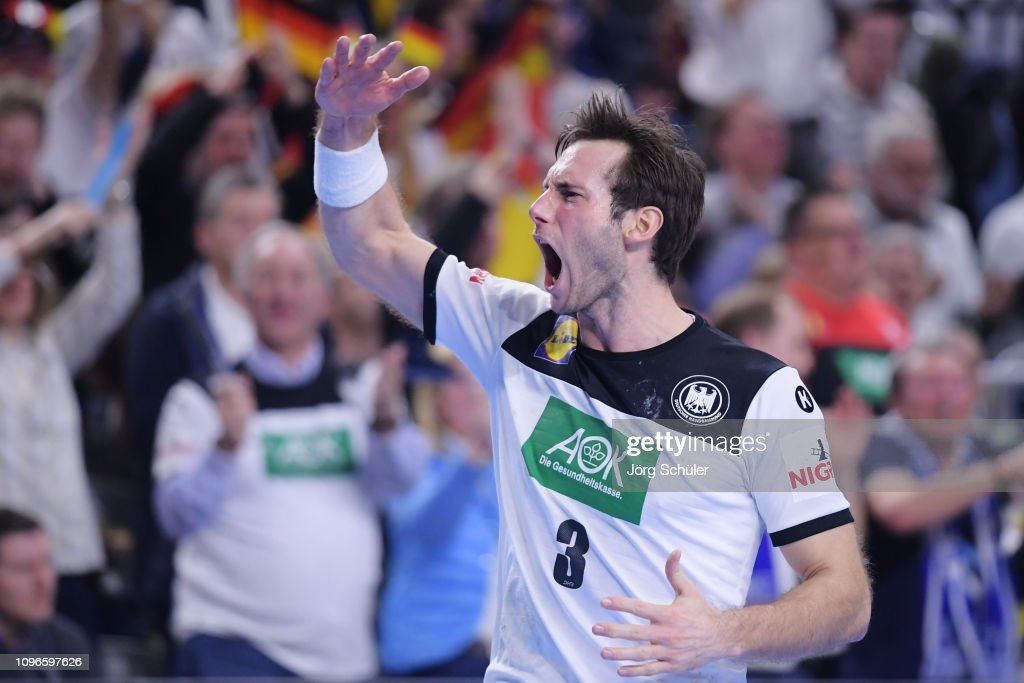 Germany v Iceland: Group 1 - 26th IHF Men's World Championship : News Photo