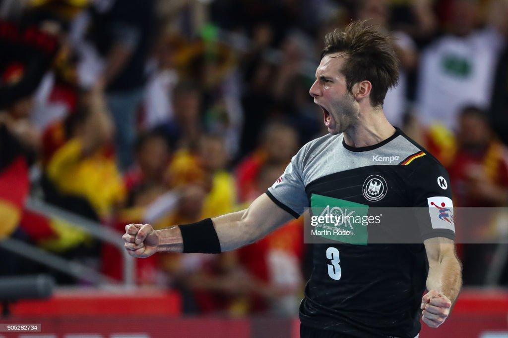 Slovenia v Germany - EHF Euro Croatia 2018