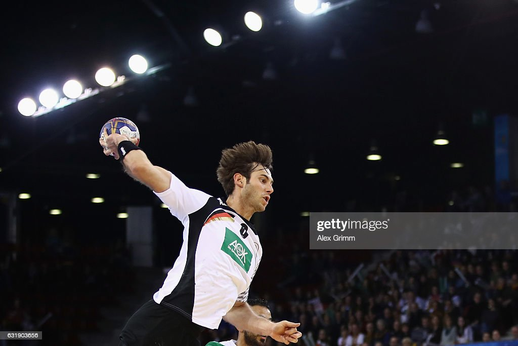 Germany v Saudi Arabia - 25th IHF Men's World Championship 2017 : News Photo