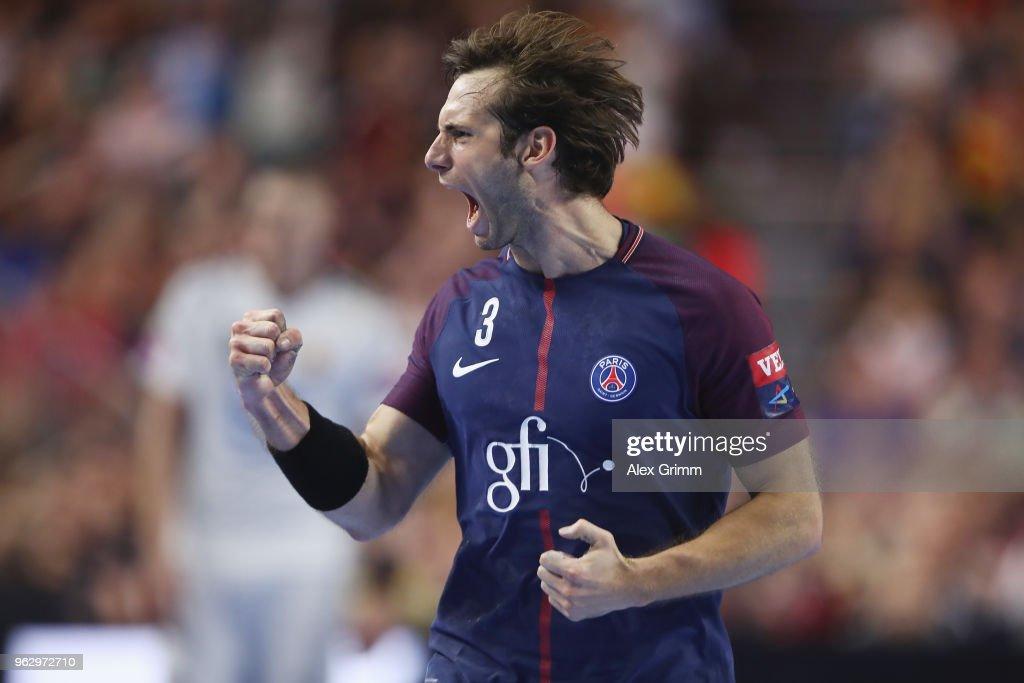 Paris Saint Germain v HC Vardar - EHF Champions League Final 4 3rd Place Game : News Photo