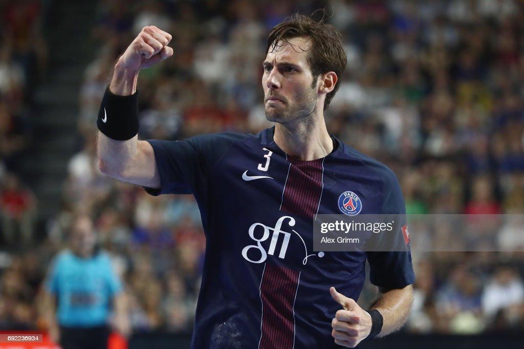Paris Saint-Germain Handball vs HC Vardar - VELUX EHF FINAL4 Final : News Photo