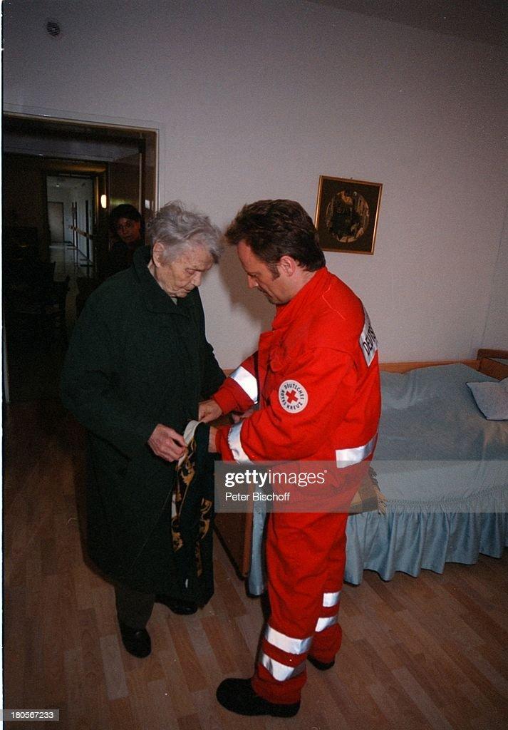Rettungssanitäter Uniform